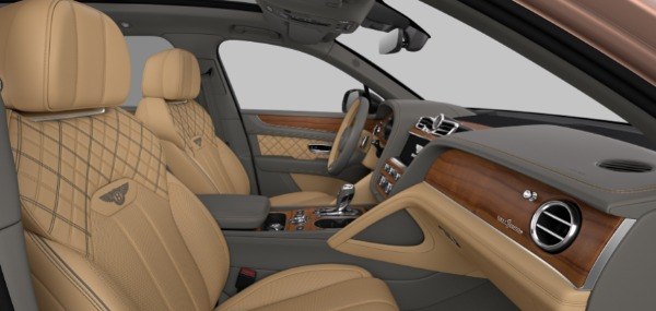 New 2021 Bentley Bentayga V8 First Edition for sale $257,035 at Alfa Romeo of Westport in Westport CT 06880 7