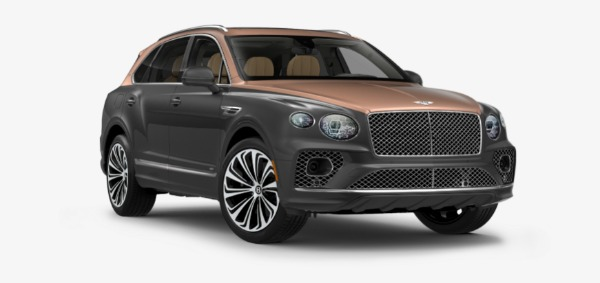 New 2021 Bentley Bentayga V8 First Edition for sale $257,035 at Alfa Romeo of Westport in Westport CT 06880 1