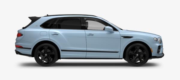 New 2021 Bentley Bentayga V8 First Edition for sale $259,225 at Alfa Romeo of Westport in Westport CT 06880 2