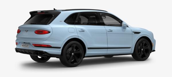New 2021 Bentley Bentayga V8 First Edition for sale $259,225 at Alfa Romeo of Westport in Westport CT 06880 3