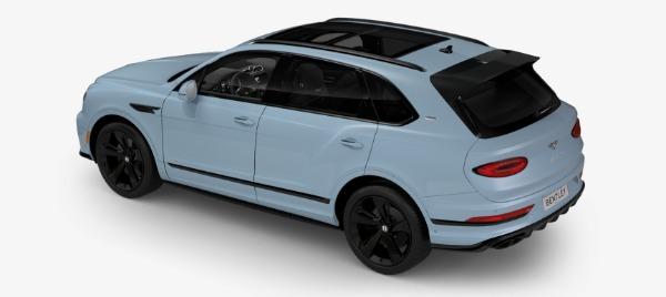 New 2021 Bentley Bentayga V8 First Edition for sale $259,225 at Alfa Romeo of Westport in Westport CT 06880 4