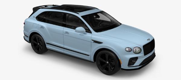 New 2021 Bentley Bentayga V8 First Edition for sale $259,225 at Alfa Romeo of Westport in Westport CT 06880 5