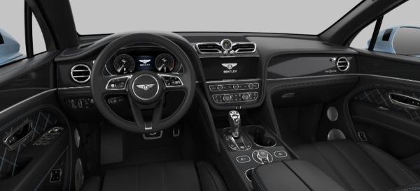 New 2021 Bentley Bentayga V8 First Edition for sale $259,225 at Alfa Romeo of Westport in Westport CT 06880 6