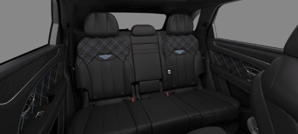 New 2021 Bentley Bentayga V8 First Edition for sale $259,225 at Alfa Romeo of Westport in Westport CT 06880 8