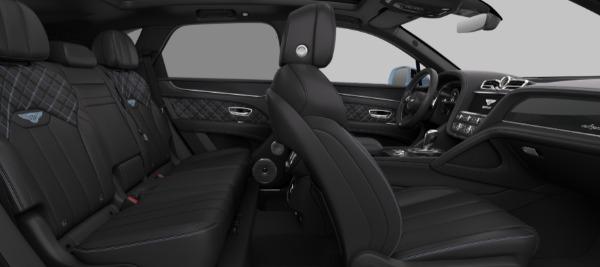 New 2021 Bentley Bentayga V8 First Edition for sale $259,225 at Alfa Romeo of Westport in Westport CT 06880 9