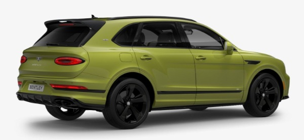 New 2021 Bentley Bentayga V8 First Edition for sale $261,710 at Alfa Romeo of Westport in Westport CT 06880 3