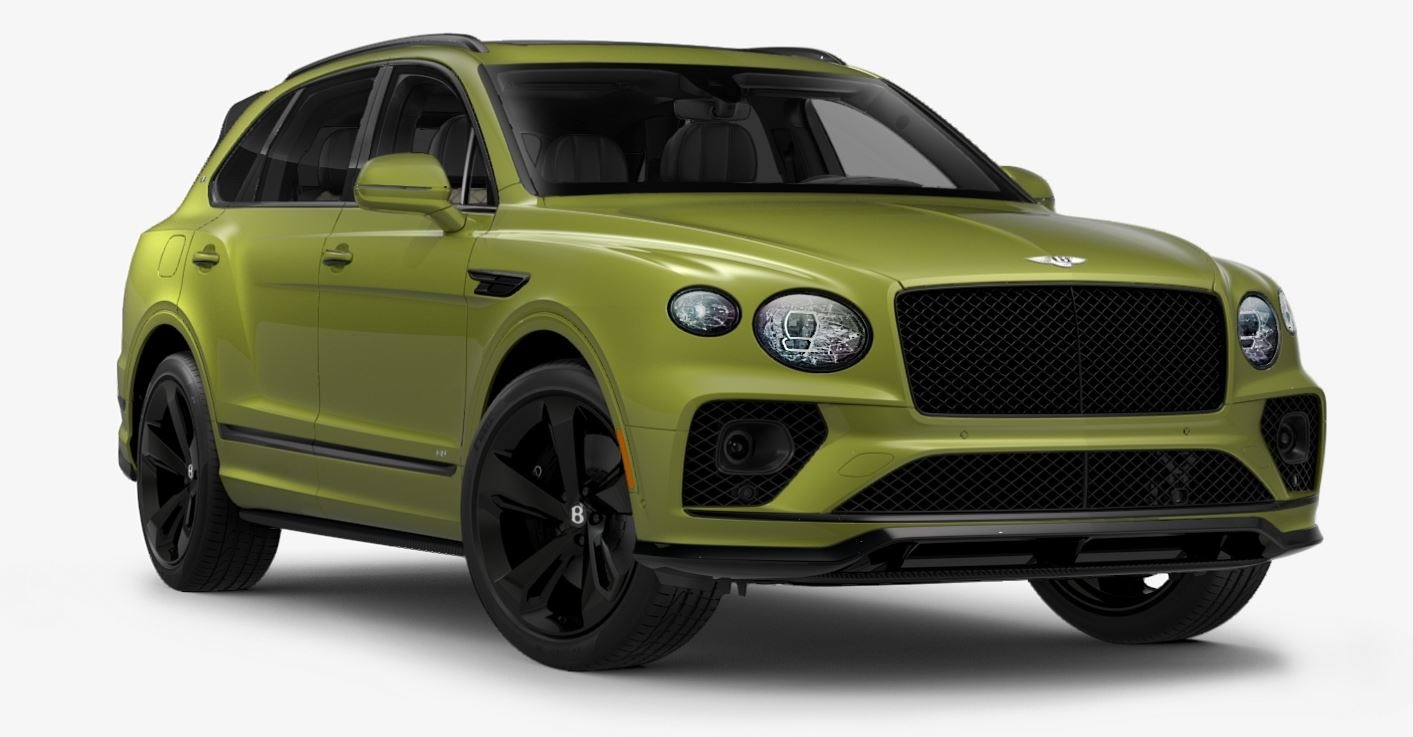 New 2021 Bentley Bentayga V8 First Edition for sale $261,710 at Alfa Romeo of Westport in Westport CT 06880 1