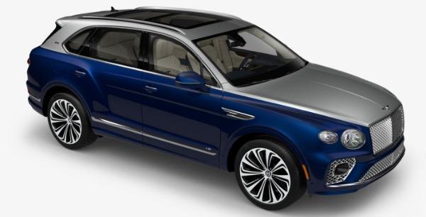 New 2021 Bentley Bentayga V8 First Edition for sale $263,250 at Alfa Romeo of Westport in Westport CT 06880 5