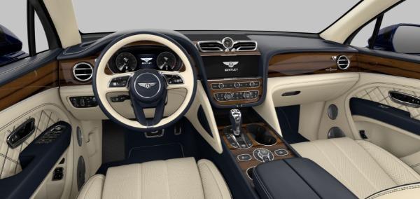 New 2021 Bentley Bentayga V8 First Edition for sale $263,250 at Alfa Romeo of Westport in Westport CT 06880 6