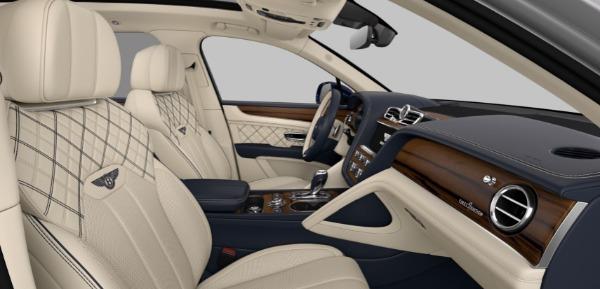New 2021 Bentley Bentayga V8 First Edition for sale $263,250 at Alfa Romeo of Westport in Westport CT 06880 7