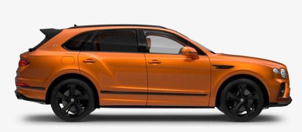 New 2021 Bentley Bentayga V8 First Edition for sale $260,360 at Alfa Romeo of Westport in Westport CT 06880 2
