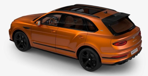 New 2021 Bentley Bentayga V8 First Edition for sale $260,360 at Alfa Romeo of Westport in Westport CT 06880 4