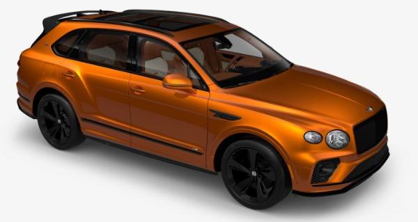 New 2021 Bentley Bentayga V8 First Edition for sale $260,360 at Alfa Romeo of Westport in Westport CT 06880 5