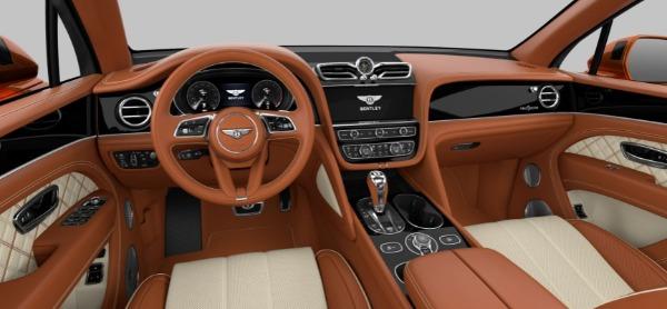 New 2021 Bentley Bentayga V8 First Edition for sale $260,360 at Alfa Romeo of Westport in Westport CT 06880 6