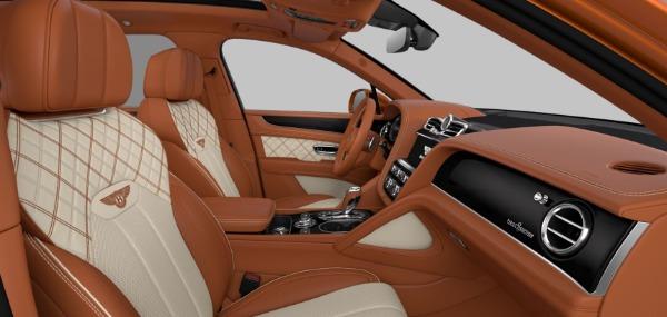 New 2021 Bentley Bentayga V8 First Edition for sale $260,360 at Alfa Romeo of Westport in Westport CT 06880 7