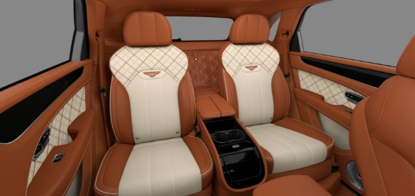 New 2021 Bentley Bentayga V8 First Edition for sale $260,360 at Alfa Romeo of Westport in Westport CT 06880 8