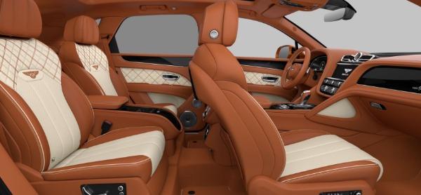 New 2021 Bentley Bentayga V8 First Edition for sale $260,360 at Alfa Romeo of Westport in Westport CT 06880 9