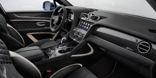 New 2021 Bentley Bentayga Speed for sale Sold at Alfa Romeo of Westport in Westport CT 06880 5