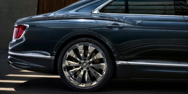 New 2021 Bentley Flying Spur W12 for sale Call for price at Alfa Romeo of Westport in Westport CT 06880 3