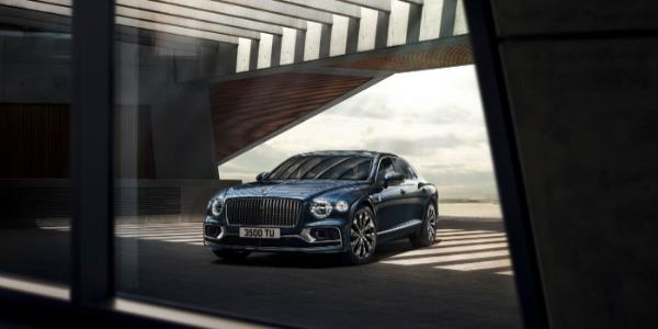 New 2021 Bentley Flying Spur W12 for sale Call for price at Alfa Romeo of Westport in Westport CT 06880 1