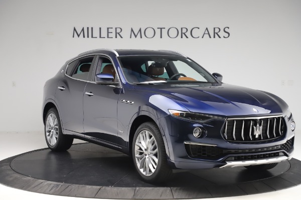 New 2020 Maserati Levante Q4 GranLusso for sale $88,635 at Alfa Romeo of Westport in Westport CT 06880 11