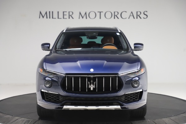 New 2020 Maserati Levante Q4 GranLusso for sale $88,635 at Alfa Romeo of Westport in Westport CT 06880 12