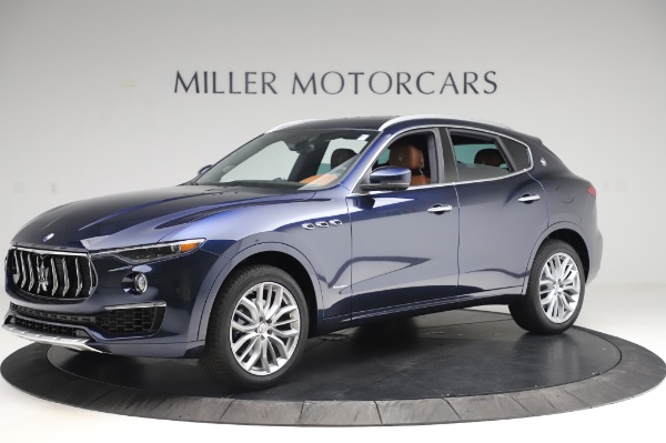 New 2020 Maserati Levante Q4 GranLusso for sale $88,635 at Alfa Romeo of Westport in Westport CT 06880 2