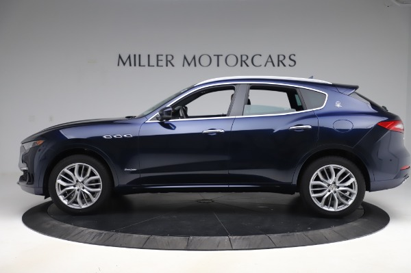New 2020 Maserati Levante Q4 GranLusso for sale $88,635 at Alfa Romeo of Westport in Westport CT 06880 3