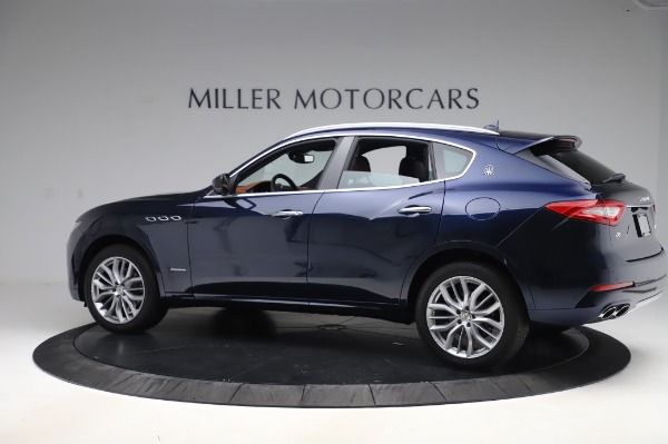 New 2020 Maserati Levante Q4 GranLusso for sale $88,635 at Alfa Romeo of Westport in Westport CT 06880 4