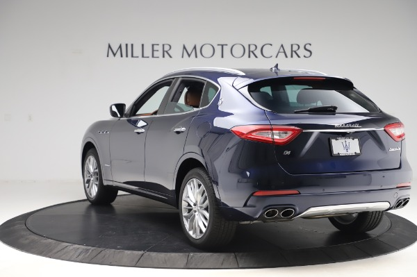 New 2020 Maserati Levante Q4 GranLusso for sale $88,635 at Alfa Romeo of Westport in Westport CT 06880 5