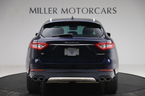 New 2020 Maserati Levante Q4 GranLusso for sale $88,635 at Alfa Romeo of Westport in Westport CT 06880 6