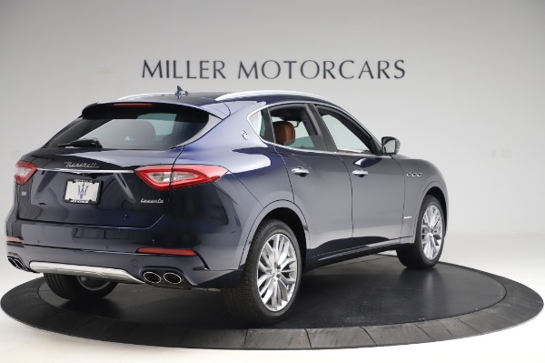 New 2020 Maserati Levante Q4 GranLusso for sale $88,635 at Alfa Romeo of Westport in Westport CT 06880 7
