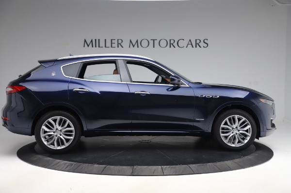 New 2020 Maserati Levante Q4 GranLusso for sale $88,635 at Alfa Romeo of Westport in Westport CT 06880 9