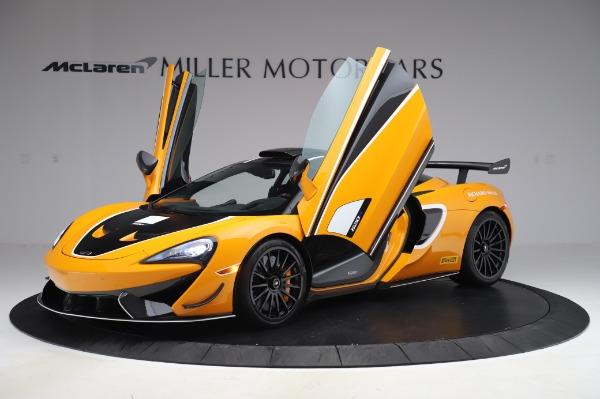 New 2020 McLaren 620R Coupe for sale Call for price at Alfa Romeo of Westport in Westport CT 06880 10
