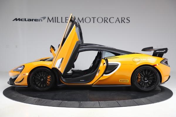 New 2020 McLaren 620R Coupe for sale Call for price at Alfa Romeo of Westport in Westport CT 06880 11