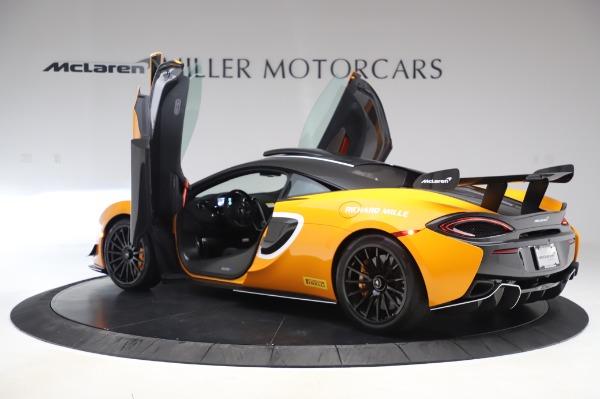 New 2020 McLaren 620R Coupe for sale Call for price at Alfa Romeo of Westport in Westport CT 06880 12