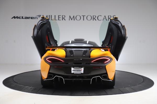 New 2020 McLaren 620R Coupe for sale Call for price at Alfa Romeo of Westport in Westport CT 06880 13
