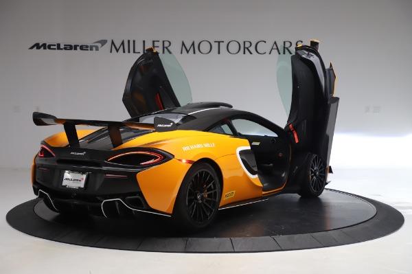 New 2020 McLaren 620R Coupe for sale Call for price at Alfa Romeo of Westport in Westport CT 06880 14