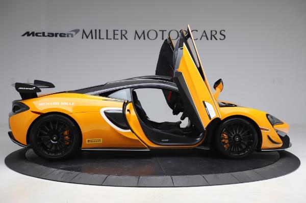 New 2020 McLaren 620R Coupe for sale Call for price at Alfa Romeo of Westport in Westport CT 06880 15