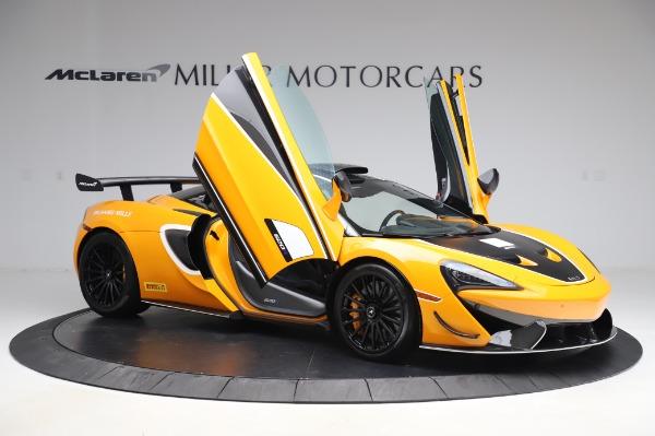 New 2020 McLaren 620R Coupe for sale Call for price at Alfa Romeo of Westport in Westport CT 06880 16