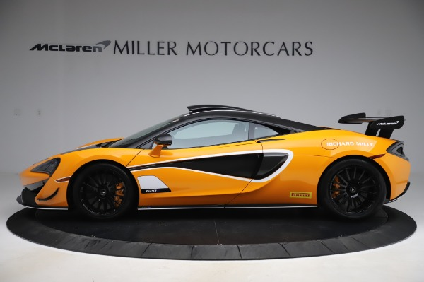 New 2020 McLaren 620R Coupe for sale Call for price at Alfa Romeo of Westport in Westport CT 06880 2