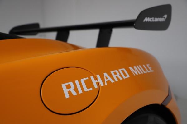 New 2020 McLaren 620R Coupe for sale Call for price at Alfa Romeo of Westport in Westport CT 06880 20
