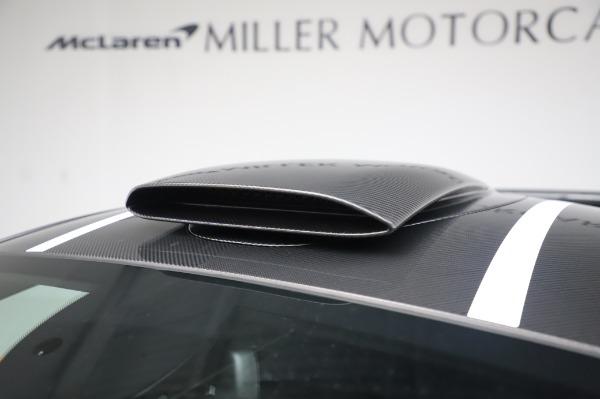 New 2020 McLaren 620R Coupe for sale Call for price at Alfa Romeo of Westport in Westport CT 06880 21