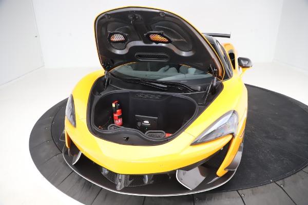 New 2020 McLaren 620R Coupe for sale Call for price at Alfa Romeo of Westport in Westport CT 06880 23