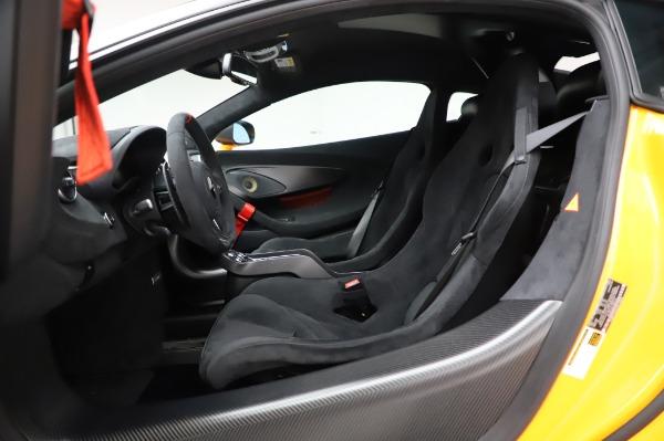 New 2020 McLaren 620R Coupe for sale Call for price at Alfa Romeo of Westport in Westport CT 06880 24