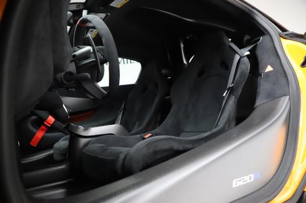 New 2020 McLaren 620R Coupe for sale Call for price at Alfa Romeo of Westport in Westport CT 06880 25