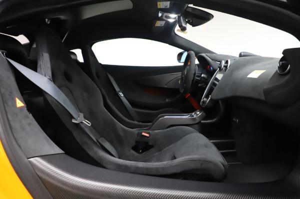 New 2020 McLaren 620R Coupe for sale Call for price at Alfa Romeo of Westport in Westport CT 06880 26