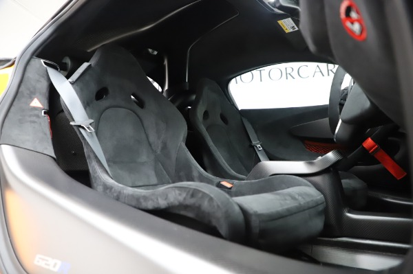 New 2020 McLaren 620R Coupe for sale Call for price at Alfa Romeo of Westport in Westport CT 06880 27