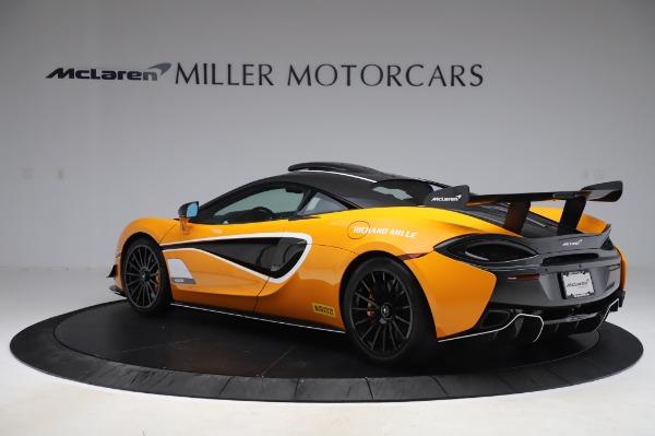 New 2020 McLaren 620R Coupe for sale Call for price at Alfa Romeo of Westport in Westport CT 06880 3