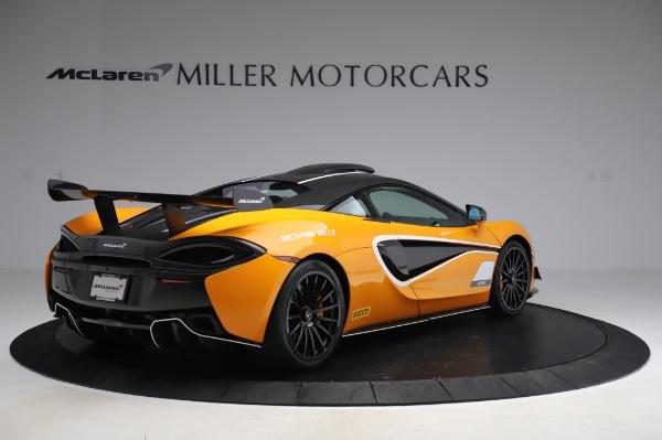 New 2020 McLaren 620R Coupe for sale Call for price at Alfa Romeo of Westport in Westport CT 06880 5